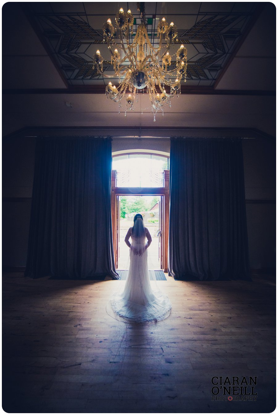 Kirsty & Chris's wedding at Lusty Beg Island by Ciaran O'Neill Photography 22