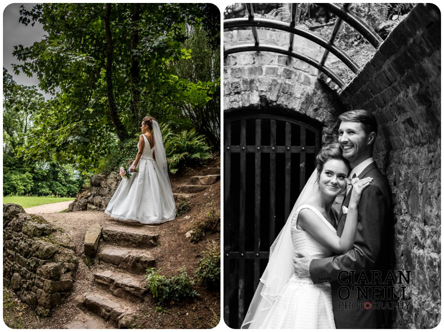 Kristina & Nigel's wedding at Galgorm Resort & Spa by Ciaran O'Neill Photography 09