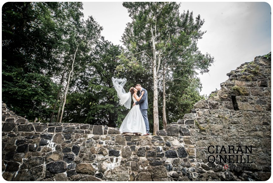 Kristina & Nigel's wedding at Galgorm Resort & Spa by Ciaran O'Neill Photography 11
