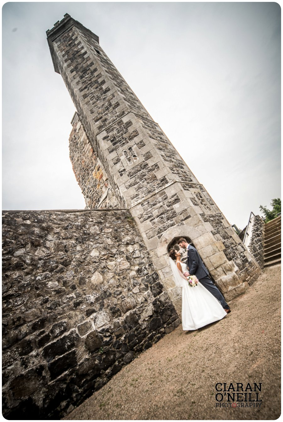 Kristina & Nigel's wedding at Galgorm Resort & Spa by Ciaran O'Neill Photography 12