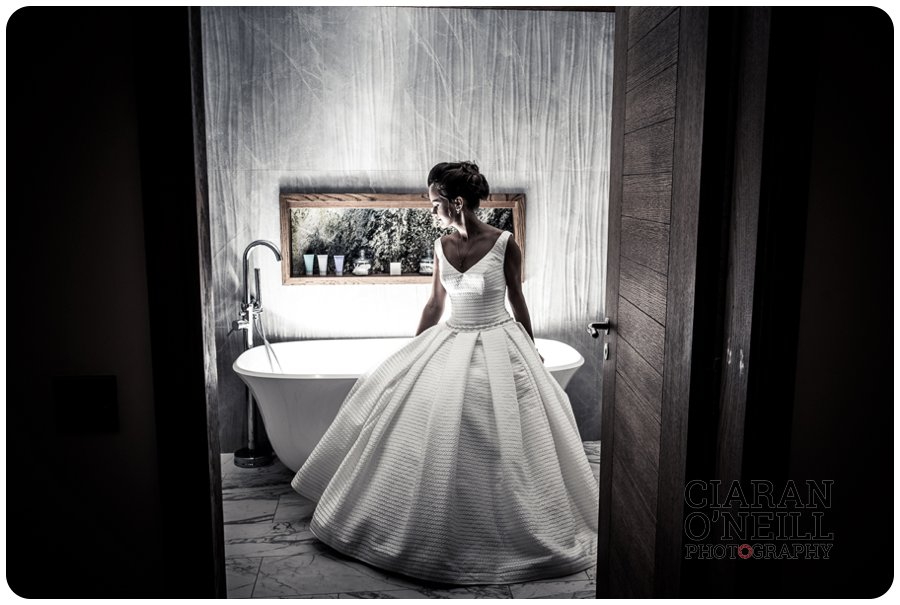 Kristina & Nigel's wedding at Galgorm Resort & Spa by Ciaran O'Neill Photography 15