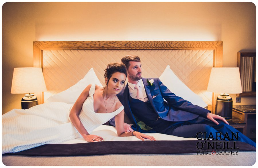 Kristina & Nigel's wedding at Galgorm Resort & Spa by Ciaran O'Neill Photography 16