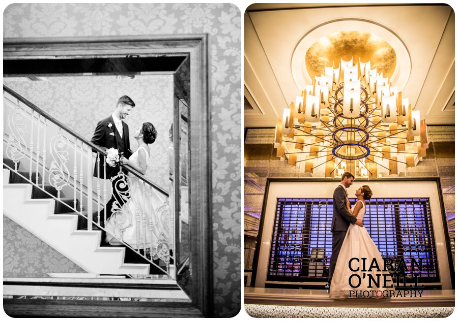 Kristina & Nigel's wedding at Galgorm Resort & Spa by Ciaran O'Neill Photography 23