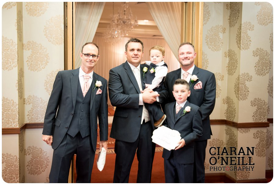 Lorna & David's wedding at the Manor House Hotel by Ciaran O'Neill Photography 04