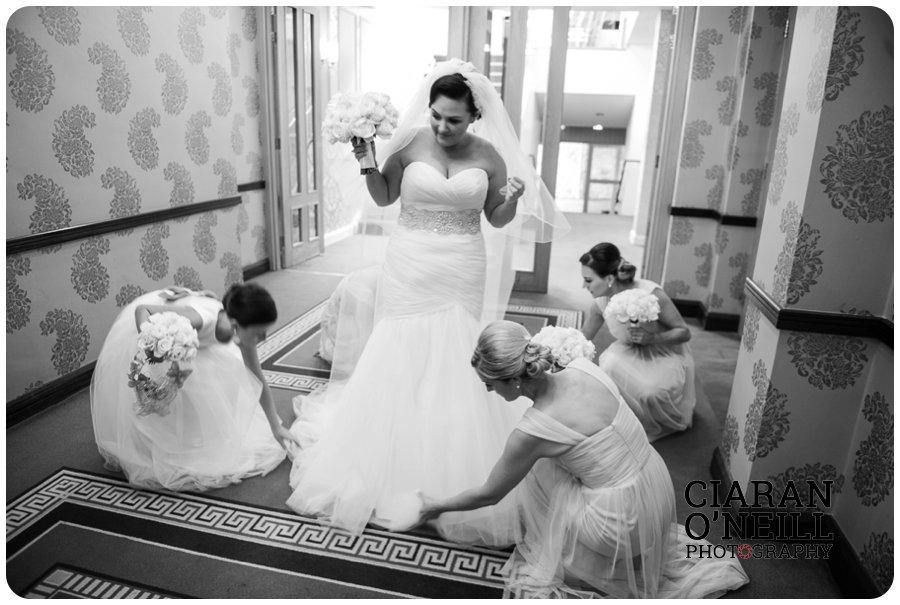 Lorna & David's wedding at the Manor House Hotel by Ciaran O'Neill Photography 05