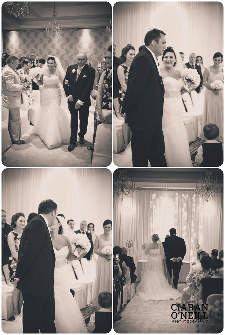 Lorna & David's wedding at the Manor House Hotel by Ciaran O'Neill Photography 06