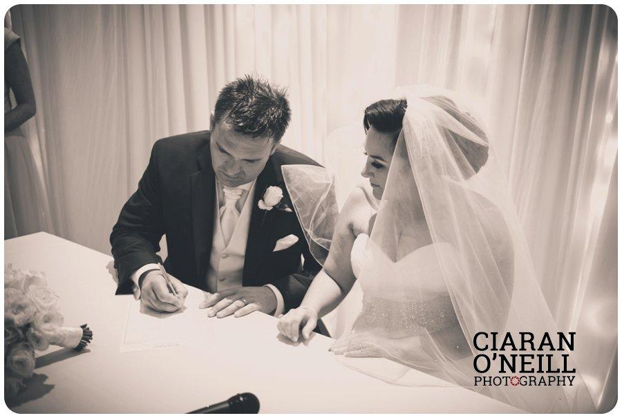 Lorna & David's wedding at the Manor House Hotel by Ciaran O'Neill Photography 08