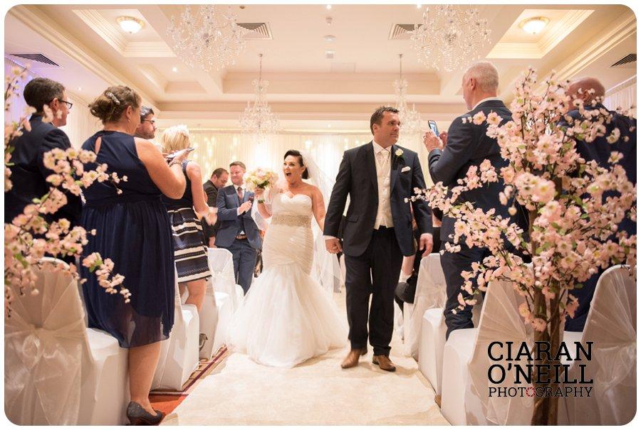 Lorna & David's wedding at the Manor House Hotel by Ciaran O'Neill Photography 09