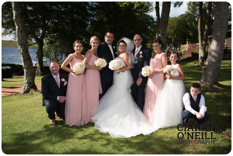 Lorna & David's wedding at the Manor House Hotel by Ciaran O'Neill Photography 13