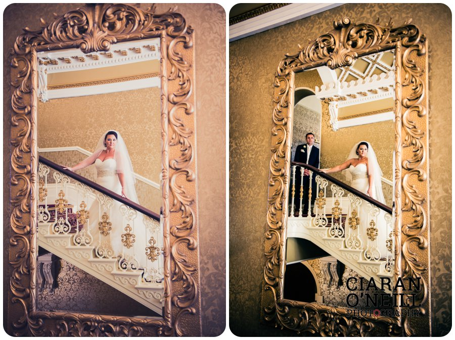 Lorna & David's wedding at the Manor House Hotel by Ciaran O'Neill Photography 16