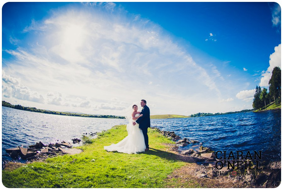 Lorna & David's wedding at the Manor House Hotel by Ciaran O'Neill Photography 17