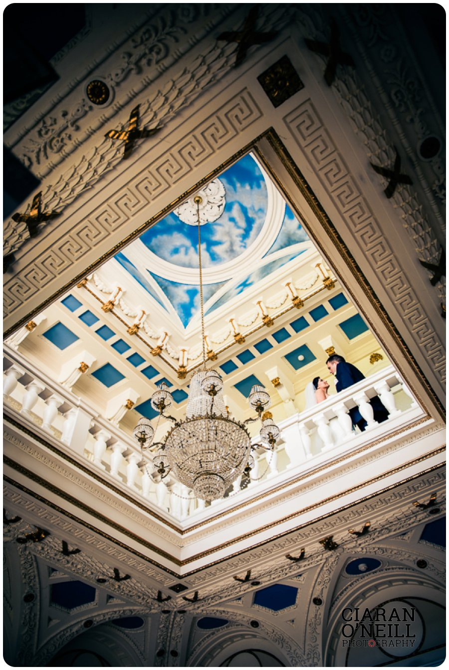 Lorna & David's wedding at the Manor House Hotel by Ciaran O'Neill Photography 18