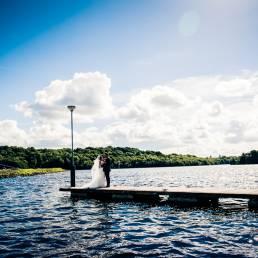 Lorna & David's wedding at the Manor House Hotel by Ciaran O'Neill Photography