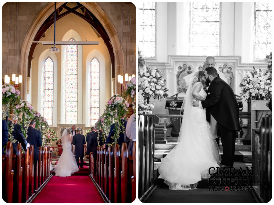 Sonia & Michael's wedding at the Manor House Hotel by Ciaran O'Neill Photography 07