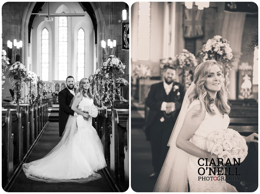 Sonia & Michael's wedding at the Manor House Hotel by Ciaran O'Neill Photography 09