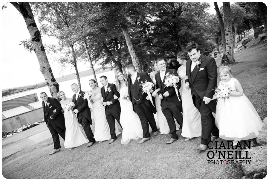 Sonia & Michael's wedding at the Manor House Hotel by Ciaran O'Neill Photography 14