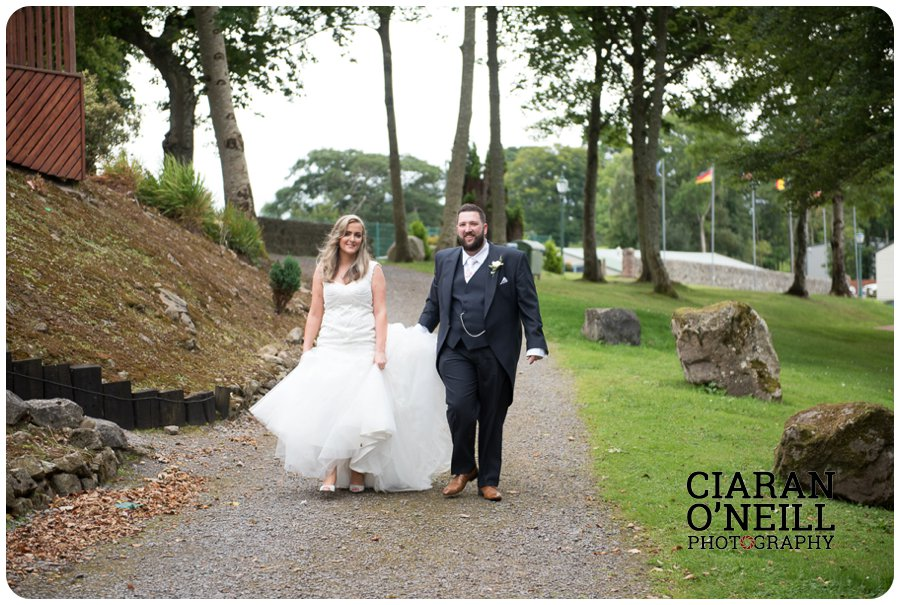 Sonia & Michael's wedding at the Manor House Hotel by Ciaran O'Neill Photography 15