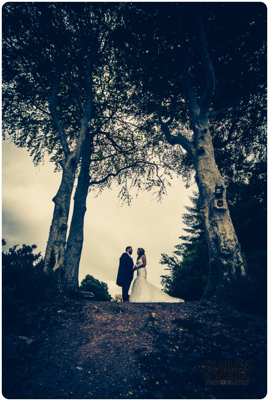 Sonia & Michael's wedding at the Manor House Hotel by Ciaran O'Neill Photography 16