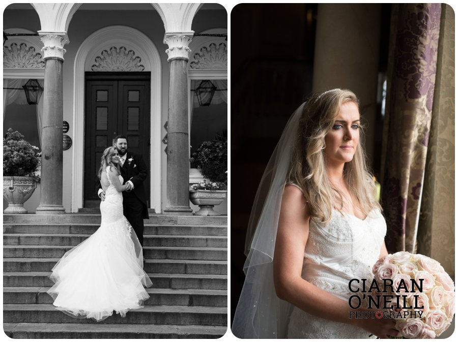 Sonia & Michael's wedding at the Manor House Hotel by Ciaran O'Neill Photography 22