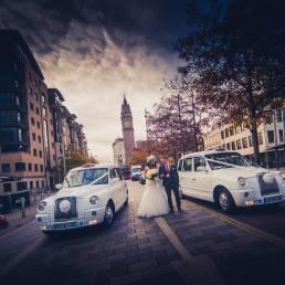 Tara & Séan-Pól's wedding at Ramada Plaza Belfast by Ciaran O'Neill Photography