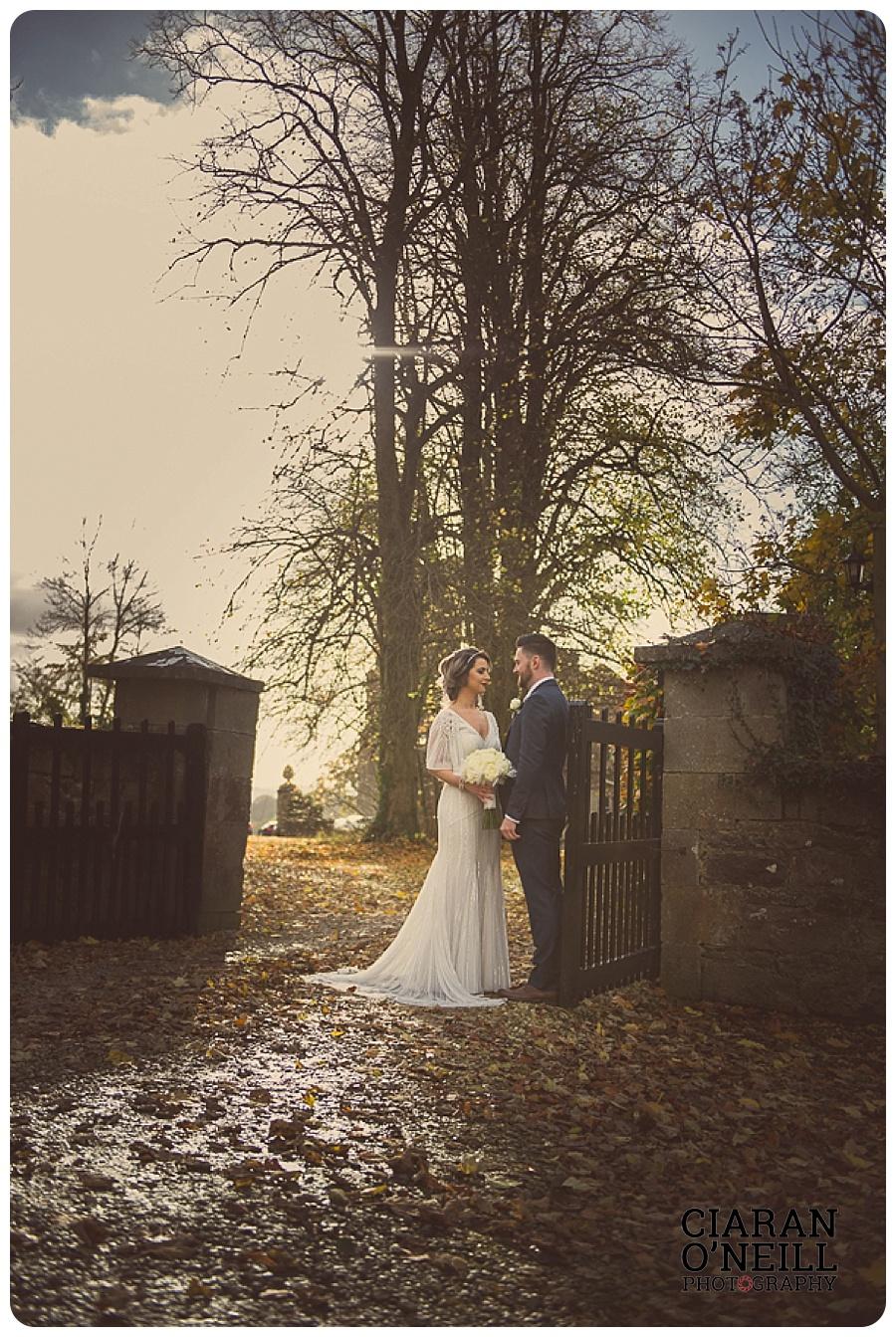 Emma Amp Tonys Wedding At Belle Isle Castle