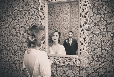 Emma & Tony's wedding at Belle Isle Castle