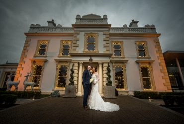 Gale & Adam's wedding at the Galgorm Resort & Spa