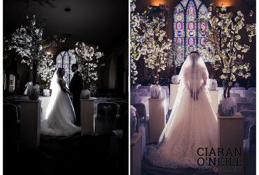 Aisling & Jonathan's wedding at Darver Castle