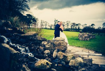 Danielle & Kieran's wedding at Darver Castle