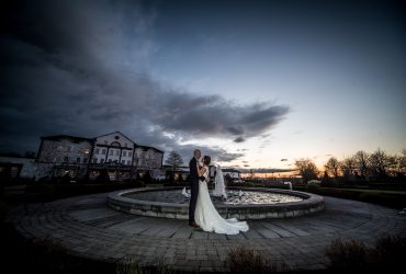 Jacqueline & Cormac's Wedding at the Slieve Russell