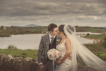 Leanne & Pauric's wedding at Errigal Country House Hotel