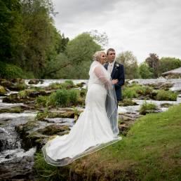 Ciara & Chris's wedding at Galgorm Resort & Spa