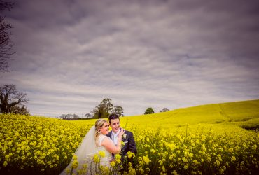 Gillian & Neil's wedding at their private Marquee
