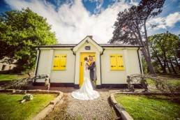 Joanne & Conor's wedding at the Culloden Resort & Spa by Ciaran O'Neill Photography