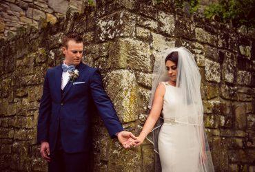 Melissa & Paul's wedding at Cabra Castle