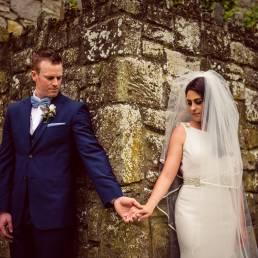 Melissa & Paul's wedding at Cabra Castle by Ciaran O'Neill Photography