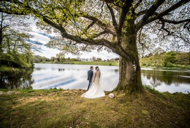 Sharmaine & Martin's wedding at the Ballymascanlon Hotel