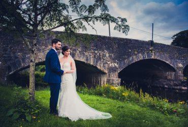 Dainéalle & Jamie's wedding at Farnham Estate