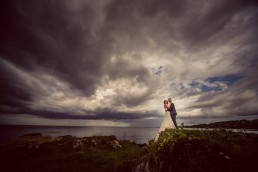 Emma & Dee's wedding at the Culloden Resort & Spa Hotel by Ciaran O'Neill Photography