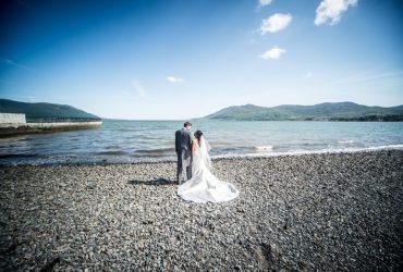 Ghaya & Mark's wedding at Narrow Water Castle