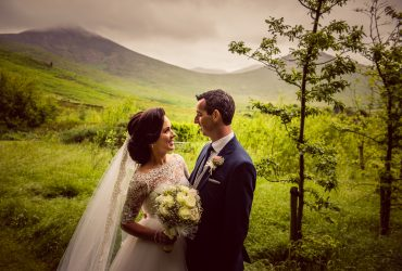 Louise & James's wedding at the Ballymascanlon Hotel