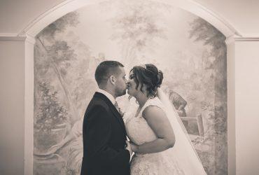 Michéala & Ciaran's wedding at the Tullyglass