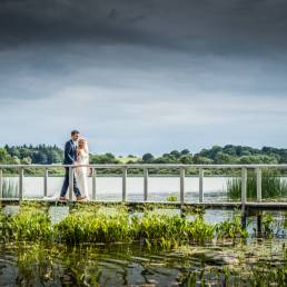 Jenna & Cameron's wedding at Castle Leslie Estate by Ciaran O'Neill Photography