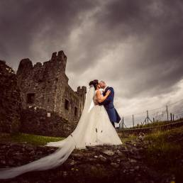 Johanne & Stephen's wedding at the Four Seasons Hotel Carlingford by Ciaran O'Neill Photography