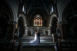 Lisa & Eoghan's wedding at the Culloden Resort & Spa by Ciaran O'Neill Photography