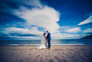 Natasha & Dale's wedding at the Slieve Donard Resort & Spa