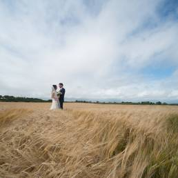 Ciara & Daniel's wedding at Darver Castle by Ciaran O'Neill Photography