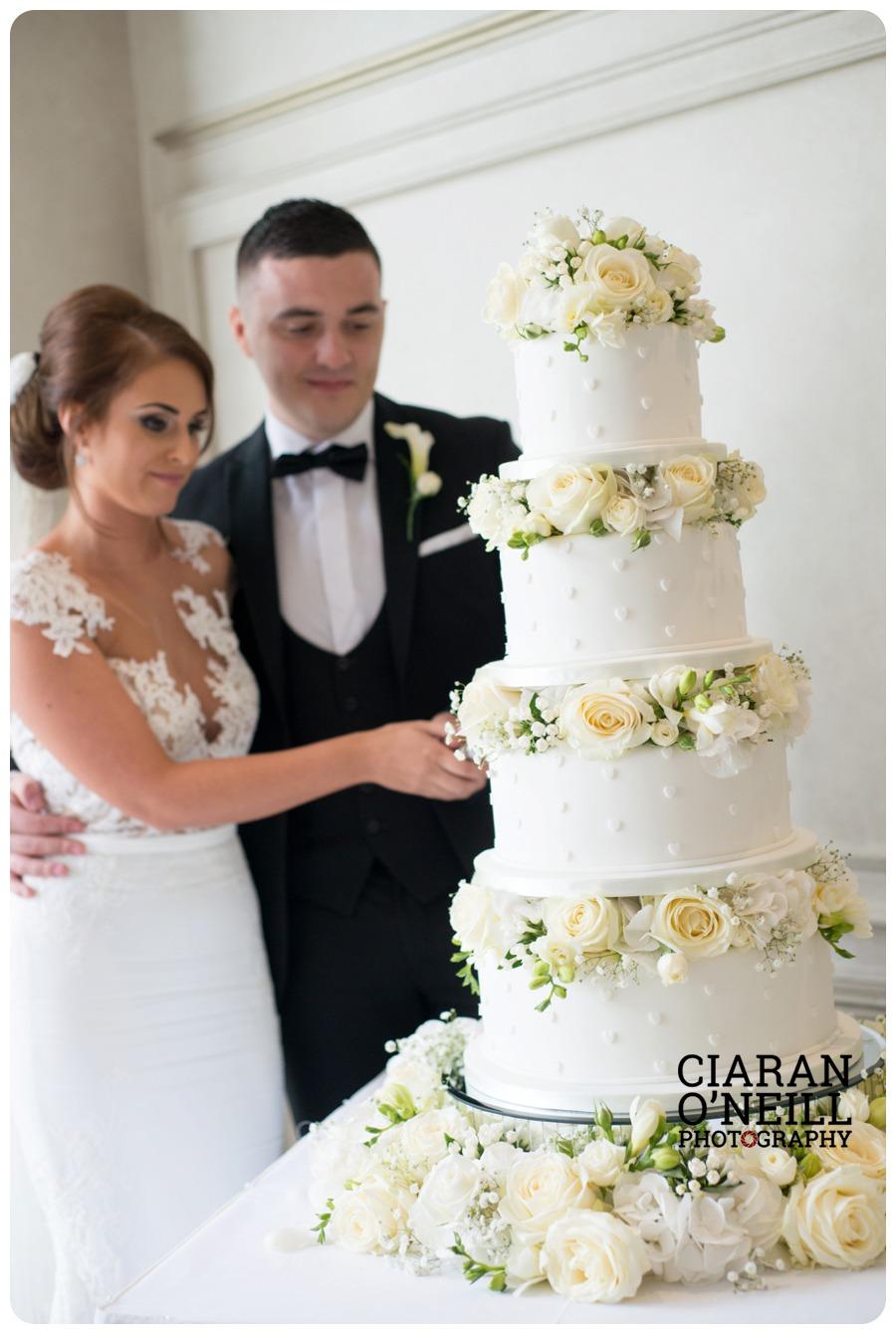 Galgorm castle wedding