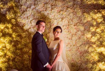 Caroline & Gary's wedding at Farnham Estate