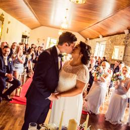 Claire & Alex's wedding at Clonabreany House by Ciaran O'Neill Photography